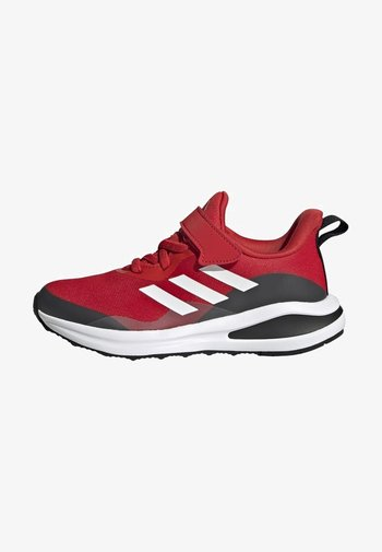FORTARUN ELASTIC - Neutral running shoes - red