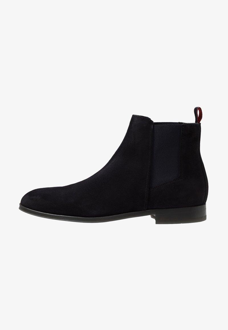 HUGO - BOHEME - Classic ankle boots - dark blue