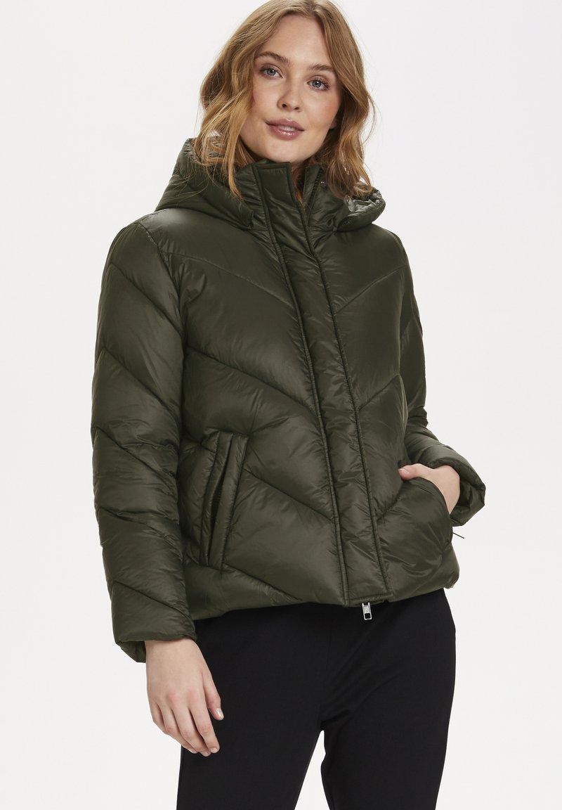 Saint Tropez - CATJASZ - Winter jacket - army green