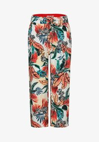 Cecil - LOOSE FIT - Trousers - weiß - 3