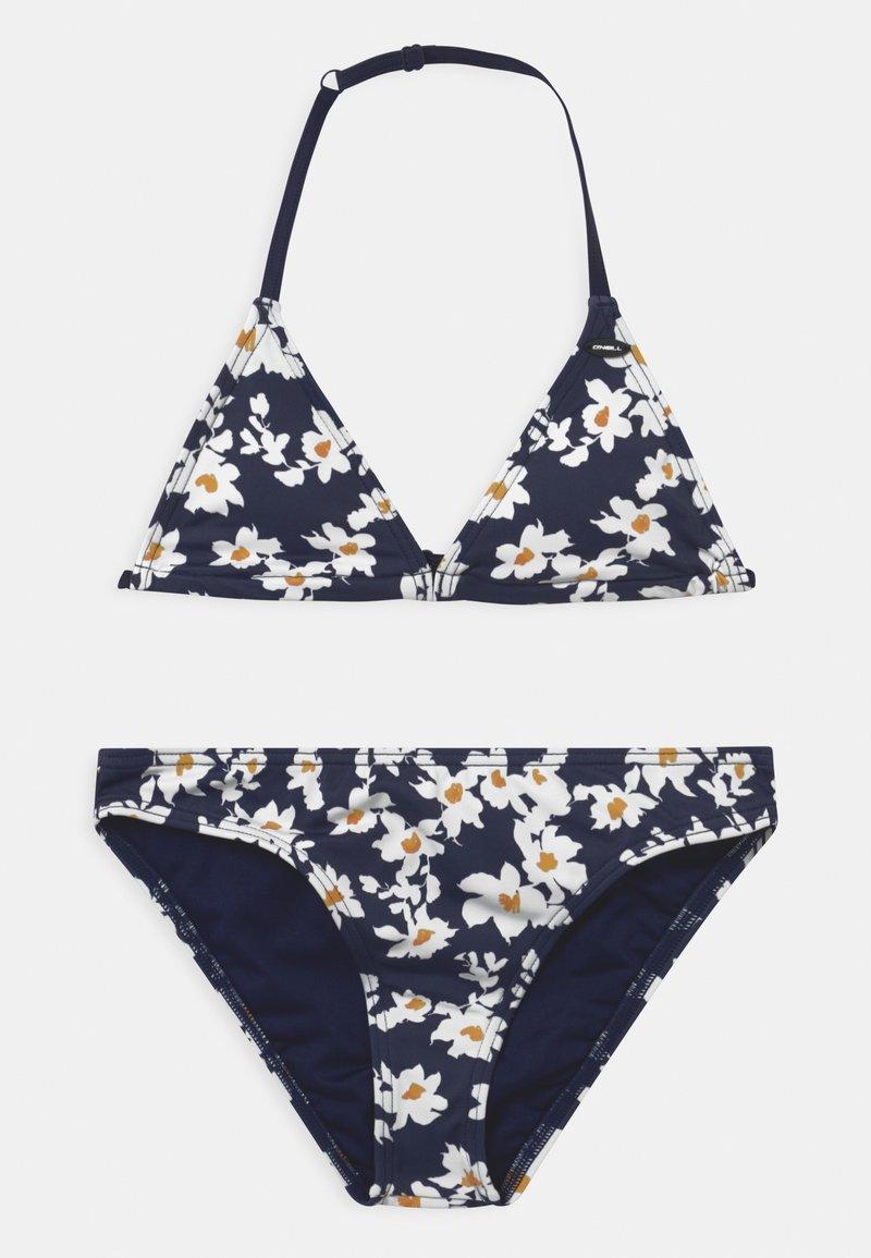 O'Neill - VENICE BEACH PARTY - Bikini - blue/orange