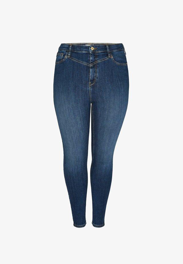 GEORGIE - Jeans Skinny Fit - blue