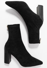 RAID - VANESSA - High heeled ankle boots - black - 3