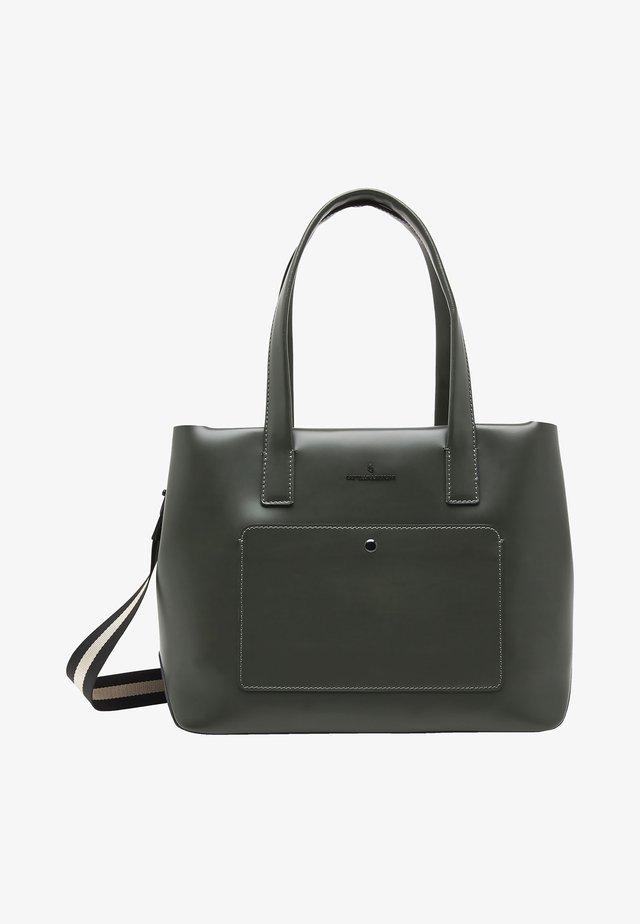 EMMA  - Shopper - green