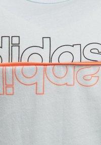 adidas Originals - T-SHIRT - Camiseta estampada - blue - 4