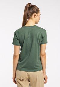 Haglöfs - Print T-shirt - fjell green - 1