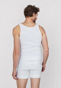 Erlich Textil - Aluspaita - weiß - 1