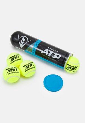 ATP CHAMPIONSHIP 4 PACK UNISEX - Tenisový míček - gelb