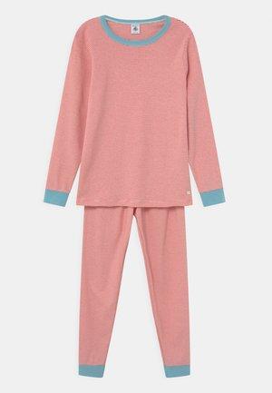 MILLERAIS STRIPE - Pyjama set - oursin/marshmallow