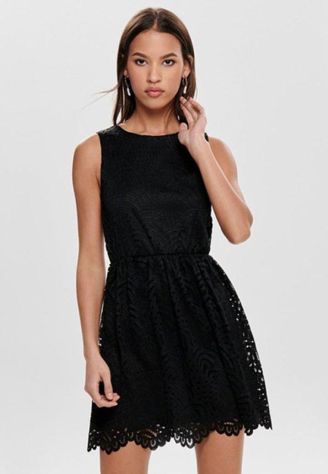 ONLEDITH DRESS - Sukienka koktajlowa - black