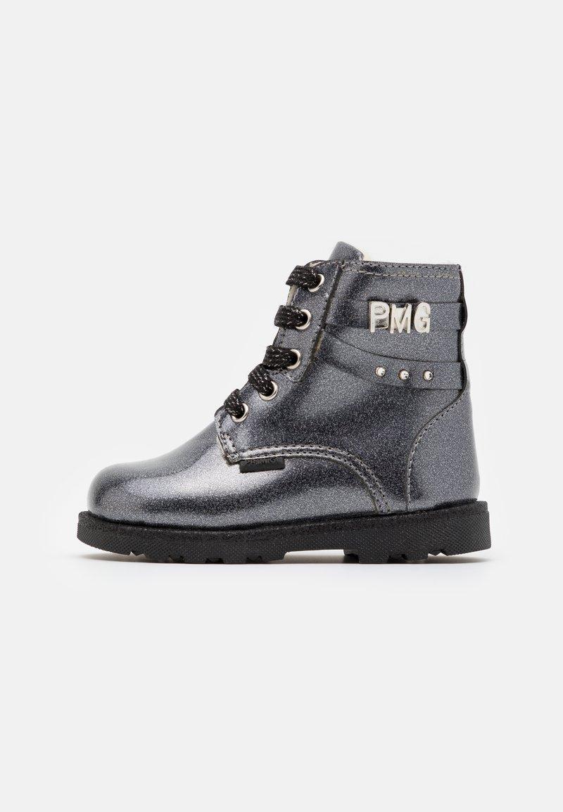 Primigi - Lace-up ankle boots - canna fucile