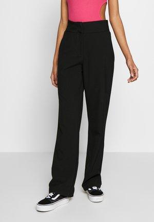 YASSEERI PANT - Pantalones - black