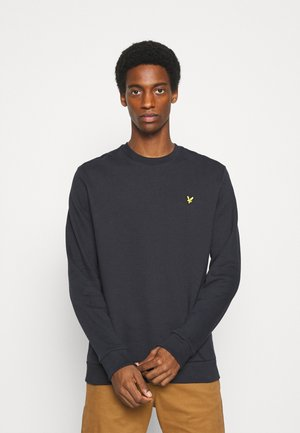 RIPSTOP PANEL - Sweatshirt - dark navy