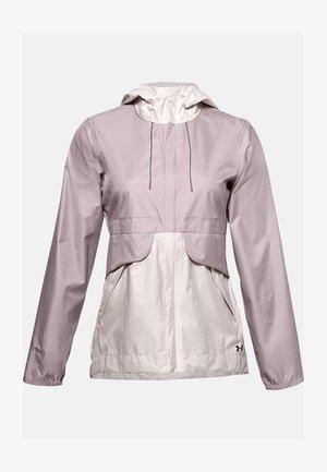 CLOUDBURST SHELL - Sports jacket - dash pink