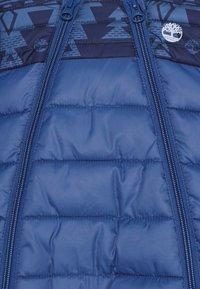 Timberland - ALL IN ONE BABY  - Lyžařská kombinéza - blue - 6