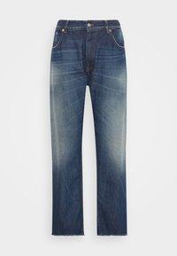 MM6 Maison Margiela - PANTS 5 POCKETS - Relaxed fit jeans - vintage/blue - 6
