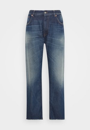 PANTS 5 POCKETS - Relaxed fit jeans - vintage/blue