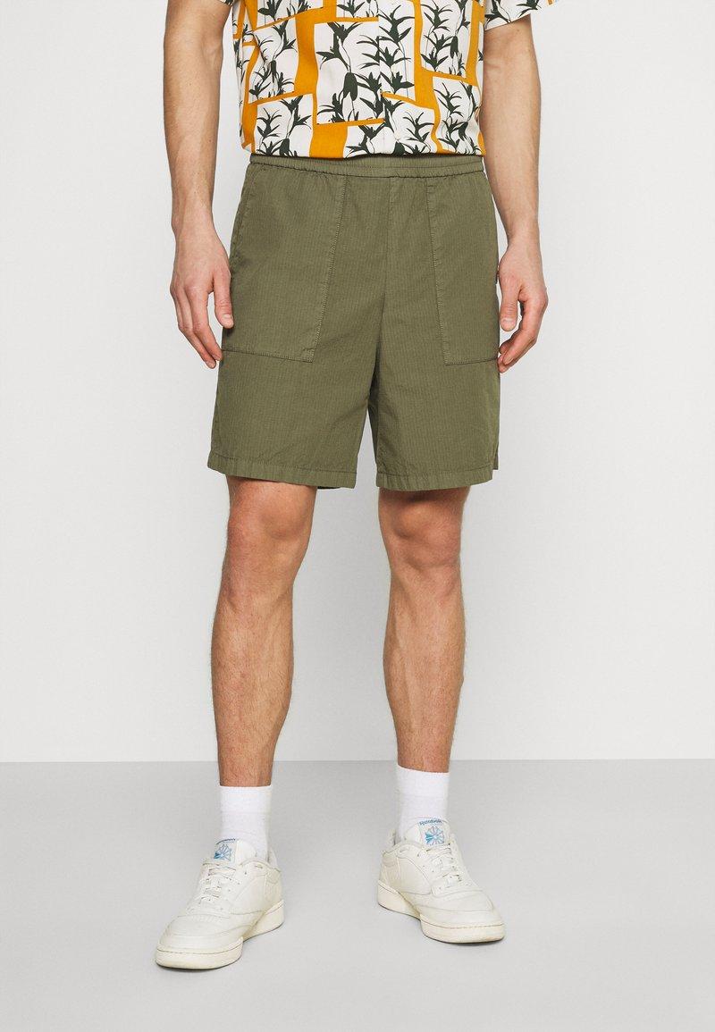 Marc O'Polo DENIM - Shorts - fresh olive