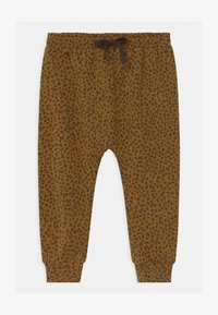 Soft Gallery - KARL UNISEX - Kalhoty - golden brown - 0