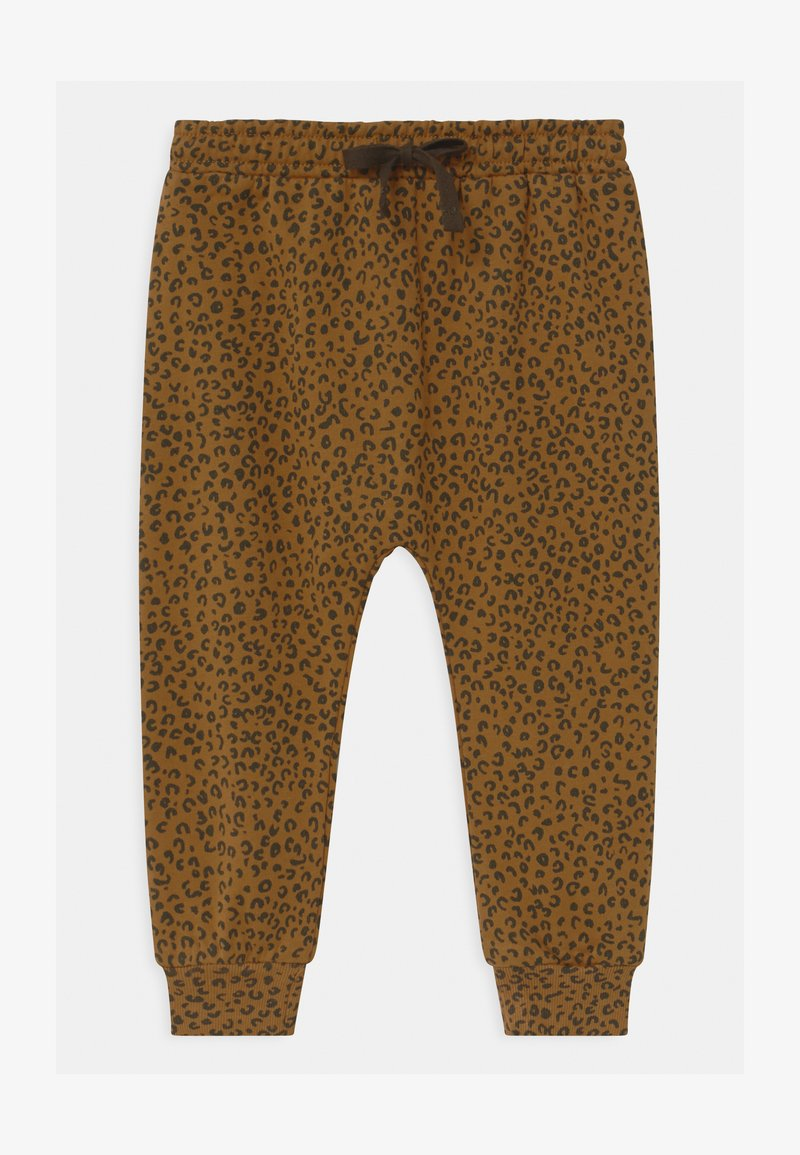 Soft Gallery - KARL UNISEX - Kalhoty - golden brown