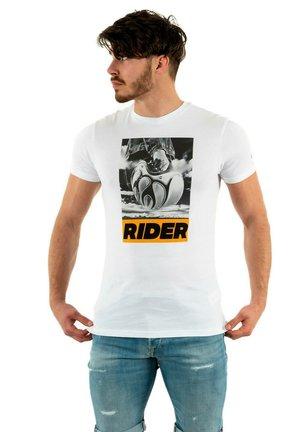 T-shirt imprimé - blanc