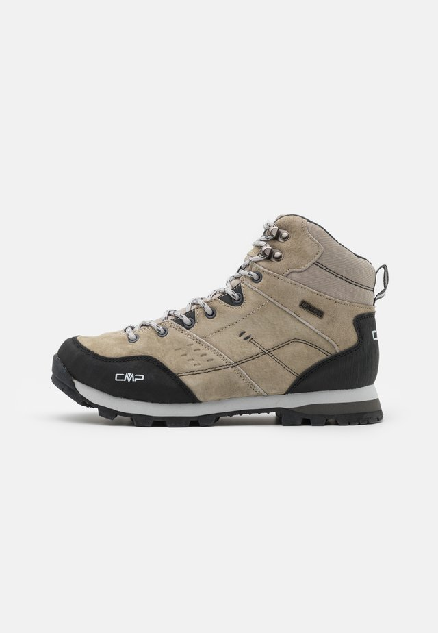 ALCOR MID TREKKING SHOE WP - Outdoorschoenen - sand