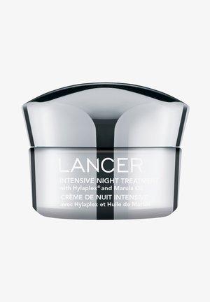 LANCER NACHTPFLEGE INTENSIVE NIGHT TREATMENT - Anti-Aging - transparent