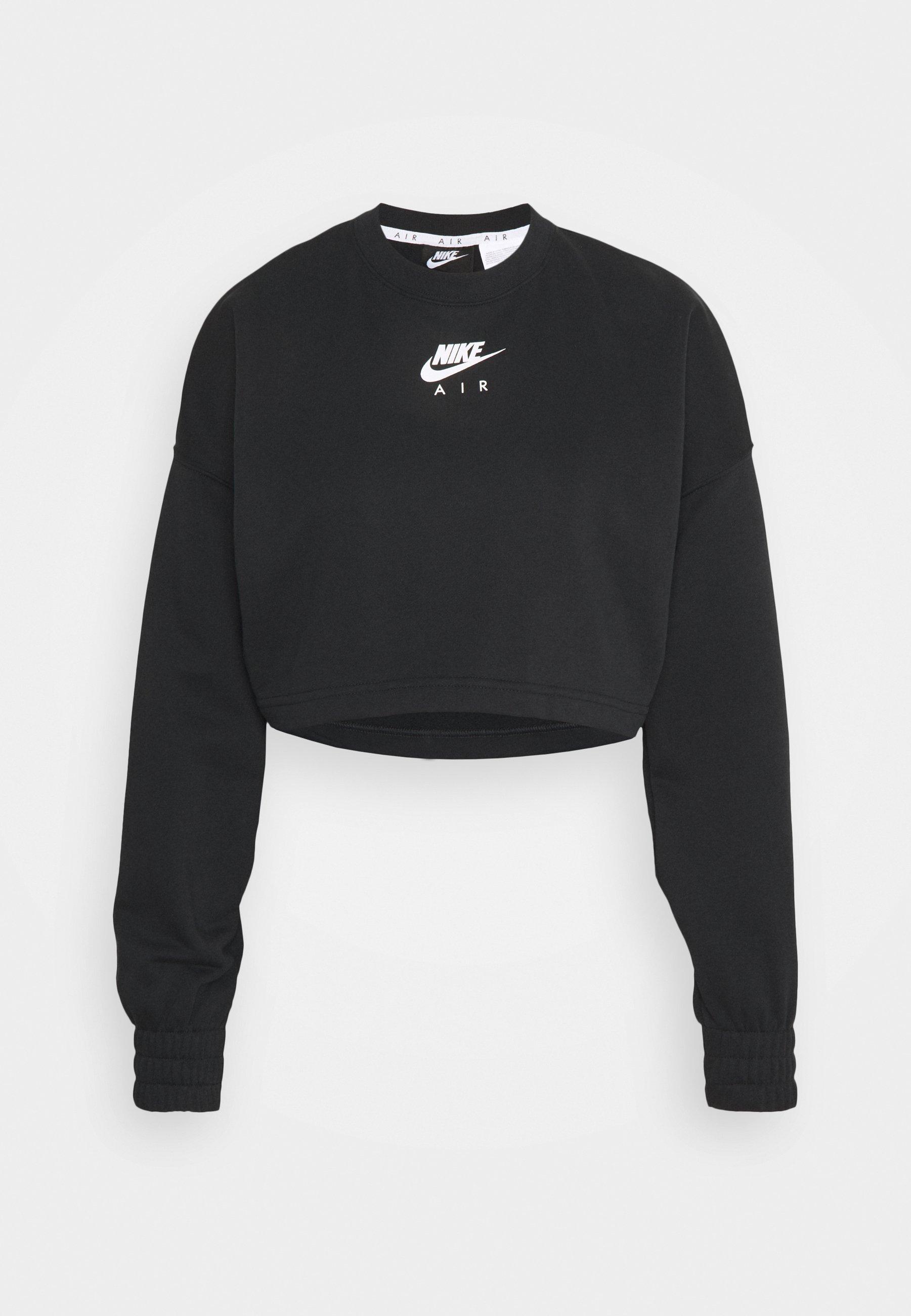 Damen AIR CREW CROP - Sweatshirt