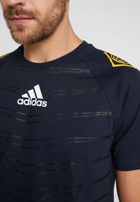 adidas Performance - ID - T-shirt con stampa - legend ink - 5