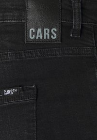 Cars Jeans - LODGER PLUS - Denim shorts - black - 2
