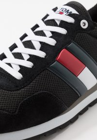 Tommy Jeans - CASUAL - Baskets basses - black - 5