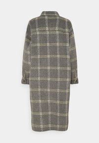 Moss Copenhagen - KASSIDY - Klasický kabát - mottled grey - 1