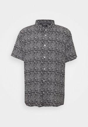 STRUCK - Shirt - black/white