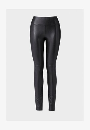 EDIE - Leggings - Trousers - black