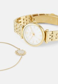 Fossil - CARLIE MINI SET - Watch - gold-coloured - 5