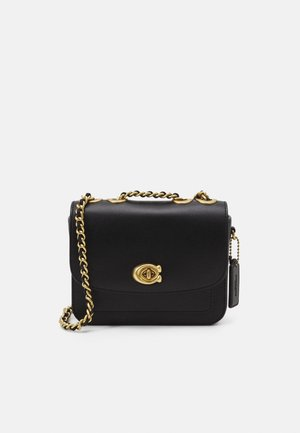 MADISON SHOULDER BAG - Torba na ramię - black