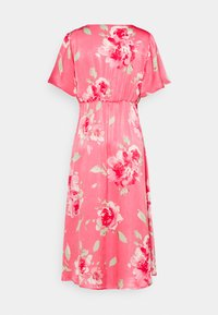 Vila - VIALBERTE ANCLE DRESS - Vestido de cóctel - azalea pink - 1