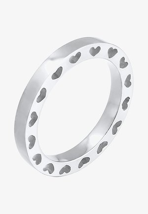 VALENTIN - Ring - silver-coloured
