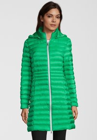 No.1 Como - STEPPMANTEL OSLO - Winter coat - grün - 0