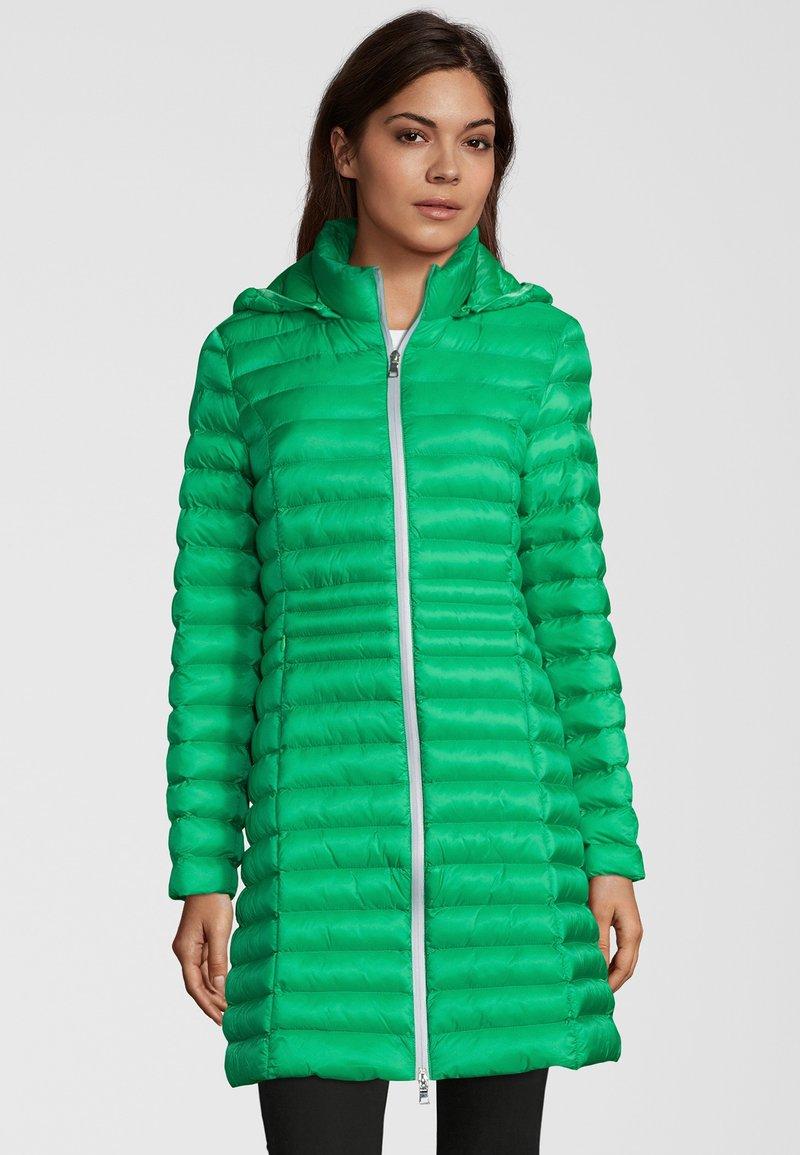 No.1 Como - STEPPMANTEL OSLO - Winter coat - grün
