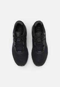 Nike Performance - AIR MAX ALPHA TRAINER 4 - Gym- & träningskor - black/anthracite - 3