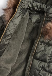 Next - Winter coat - green - 3