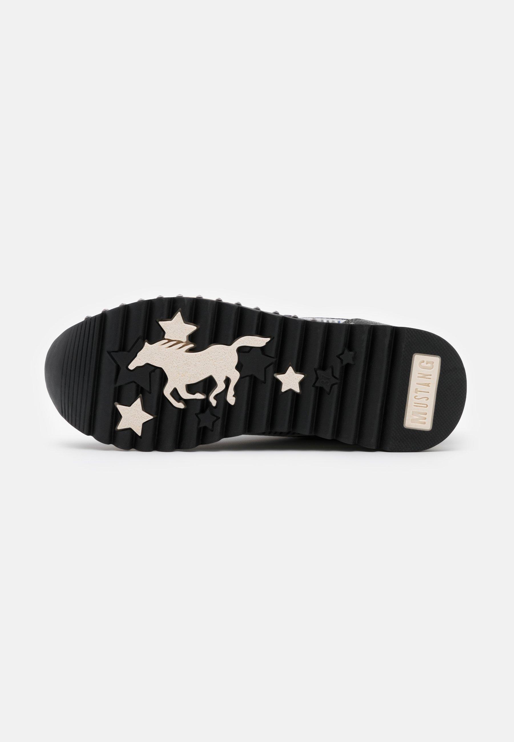 Mustang Sneaker low graphit/grau/dunkelgrau