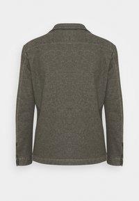 Strellson - DAVIN - Denim jacket - medium green - 1