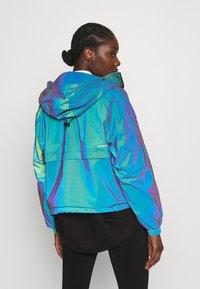 Calvin Klein Jeans - REFLECTIVE POPOVER - Windbreaker - multi coloured - 2