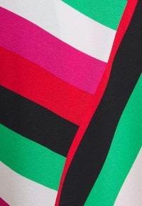 Diane von Furstenberg - CARSON STRIPE SKIRT - Maxi skirt - multi-coloured - 6