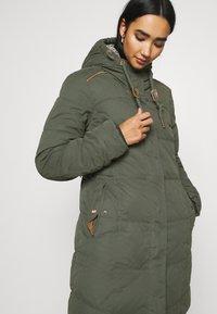 Ragwear - MERSHEL - Winter coat - olive - 7