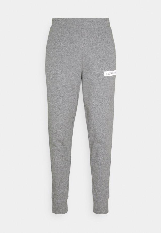 PANTS - Verryttelyhousut - grey