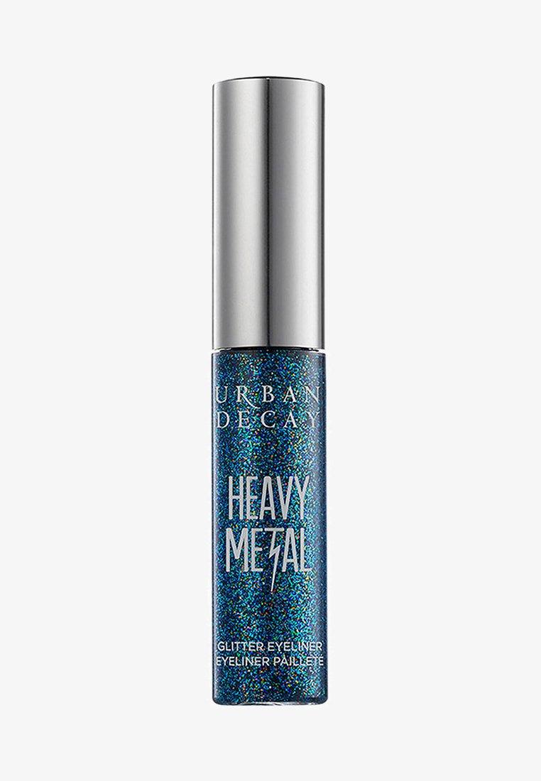 Urban Decay - HEAVY METAL GLITTER LINER - Eyeliner - metallic blue