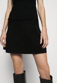 Pinko - DOMINICA DRESS - Jumper dress - nero - 6